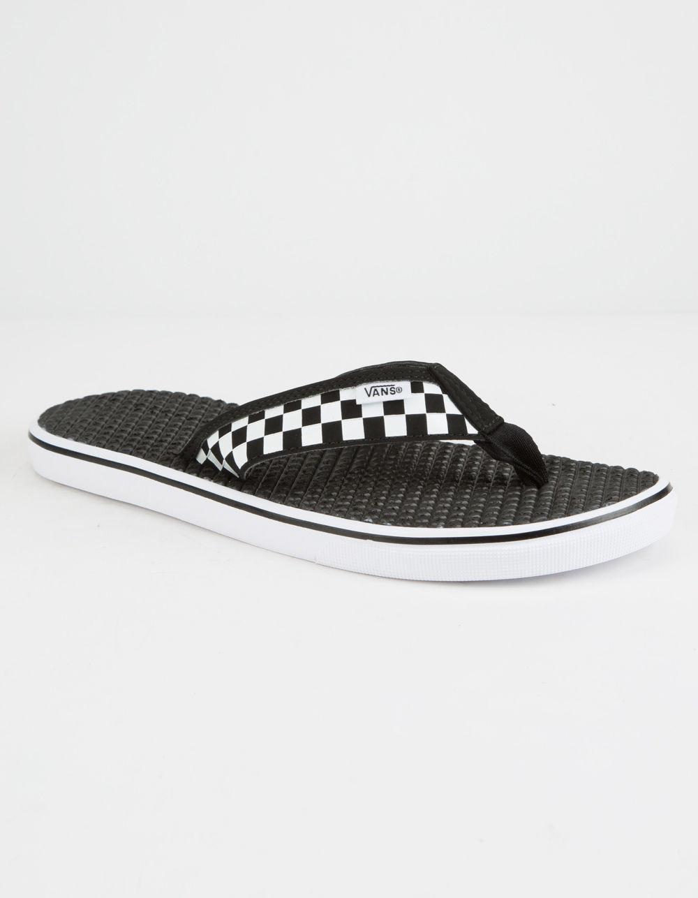 96b03a93605 Lyst - Vans La Costa Lite Mens Sandals in Black for Men