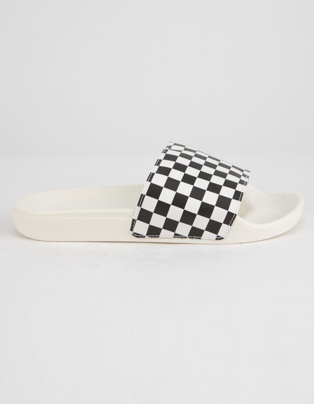 c6d0fd49d9e67c Lyst - Vans Womens Slide Sandals - Save 29%
