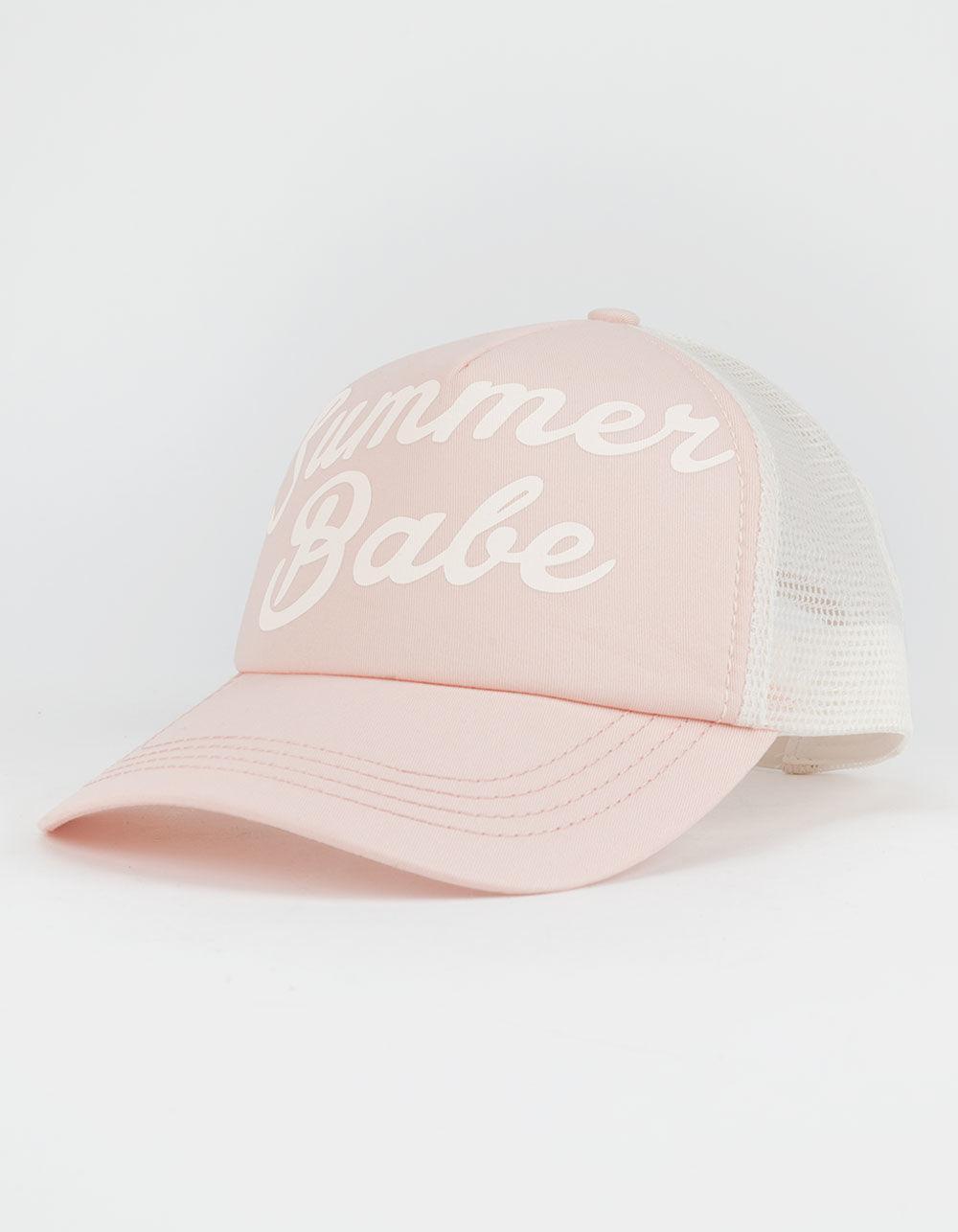Lyst - Billabong Aloha Forever Womens Trucker Hat in Pink 0026cc4e27a3