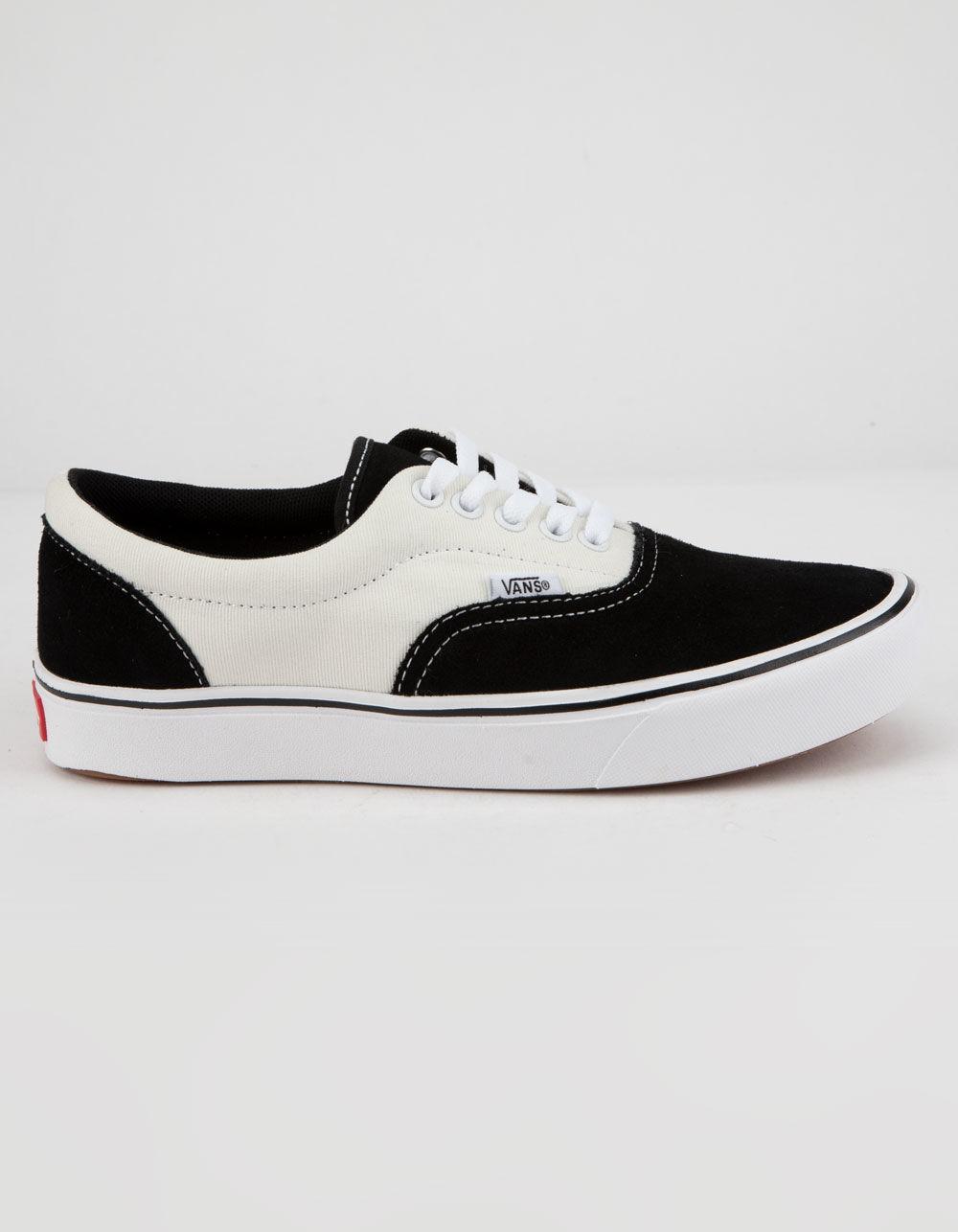 7453c50a180 Vans - Comfycush Era Black   Mars Shoes - Lyst. View fullscreen