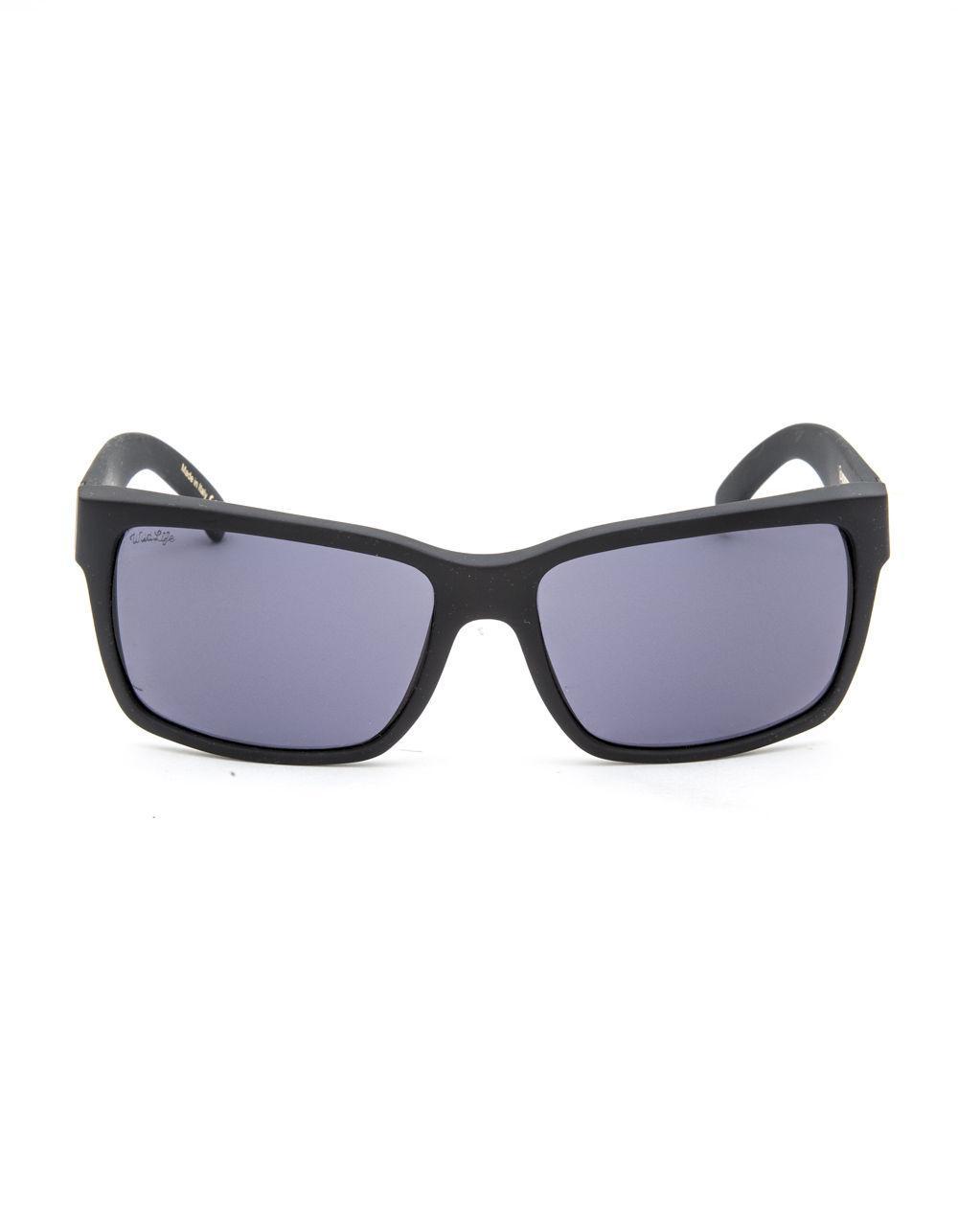 d609a601b9 Lyst - Von Zipper Elmore Wildlife Matte Black   Grey Polarized Sunglasses  in Gray for Men
