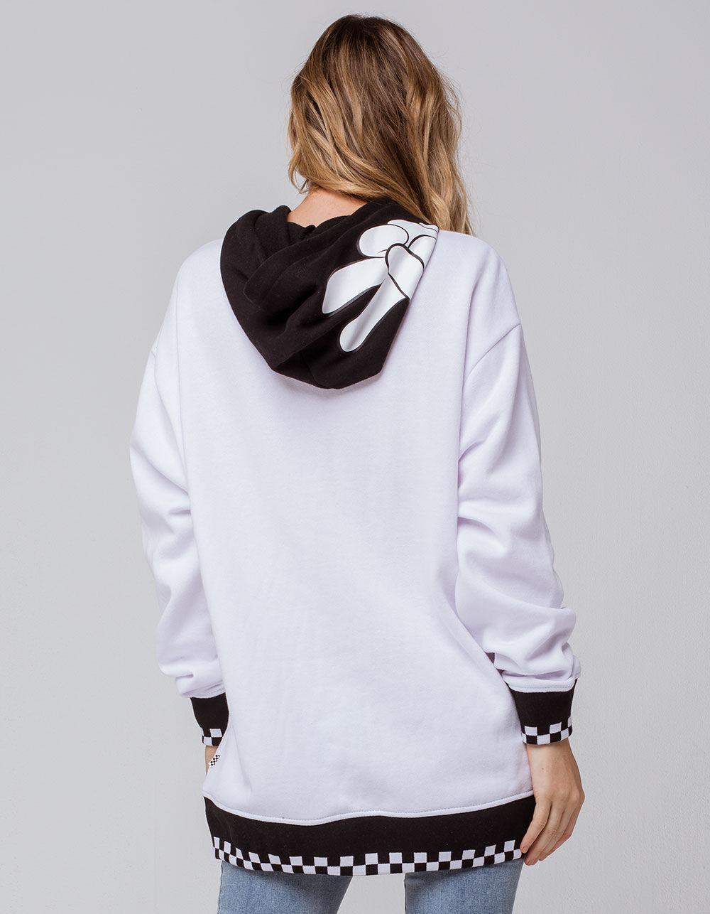 vans disney hoodie
