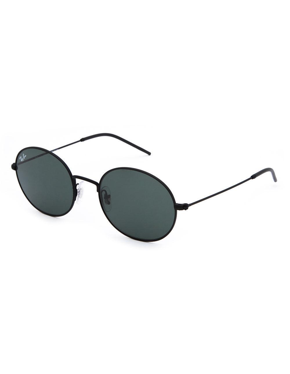882812d0a3 ... Lyst - Ray-Ban Beat Sunglasses in Black good service 58c4e ecd5f ...
