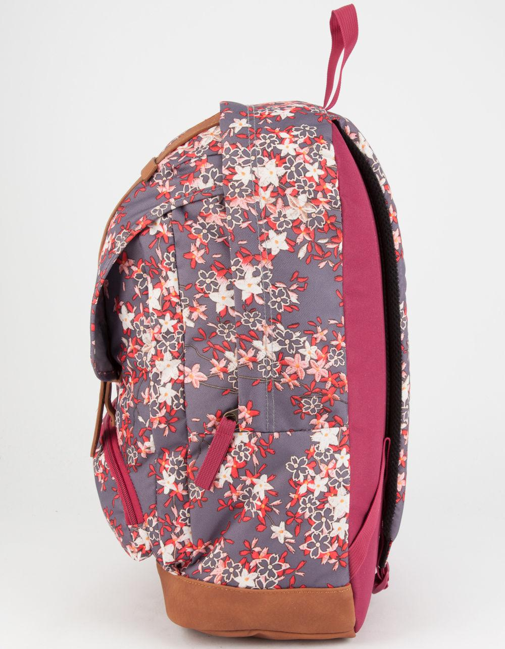 Lyst Jansport Cortlandt Backpack In Red Accessories Lil Break Glitter Hearts View Fullscreen