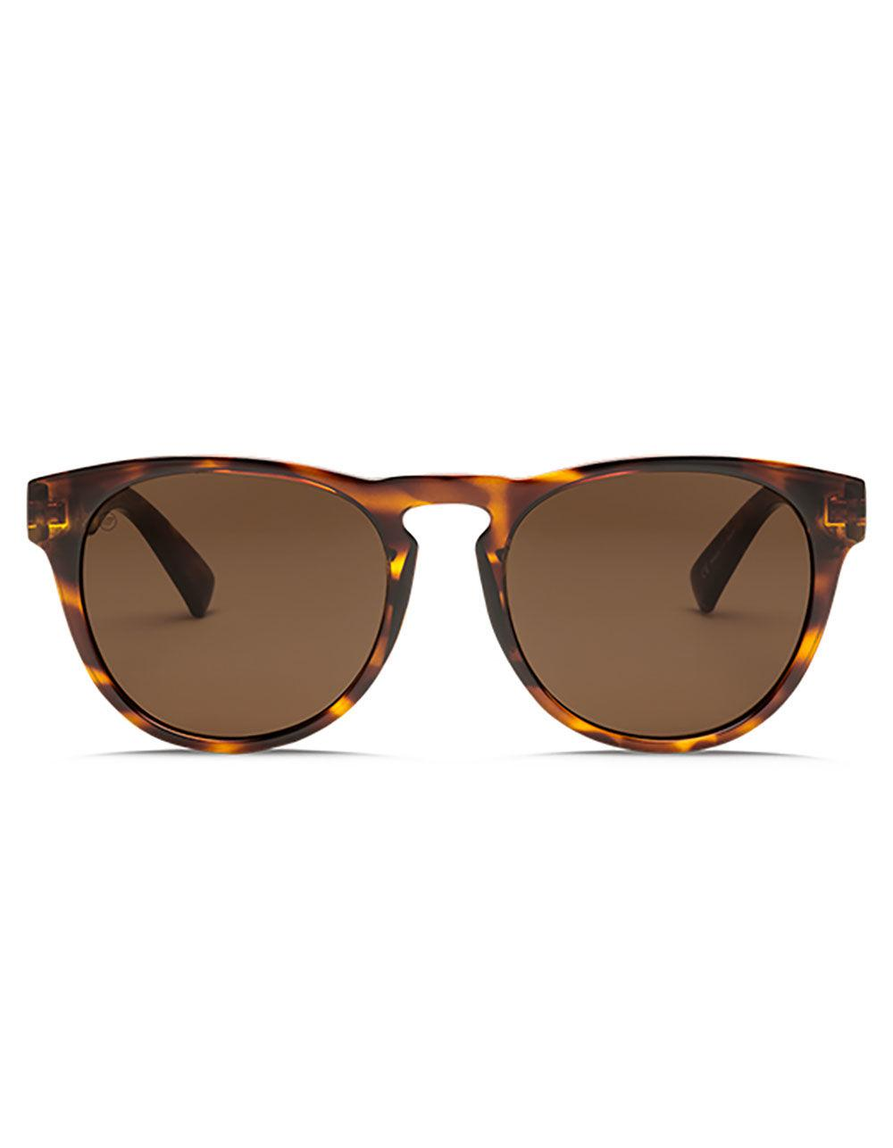 389987e7e7556 Lyst - Electric Nashville Xl Gloss Tortoise   Ohm Bronze Sunglasses in  Brown - Save 34%
