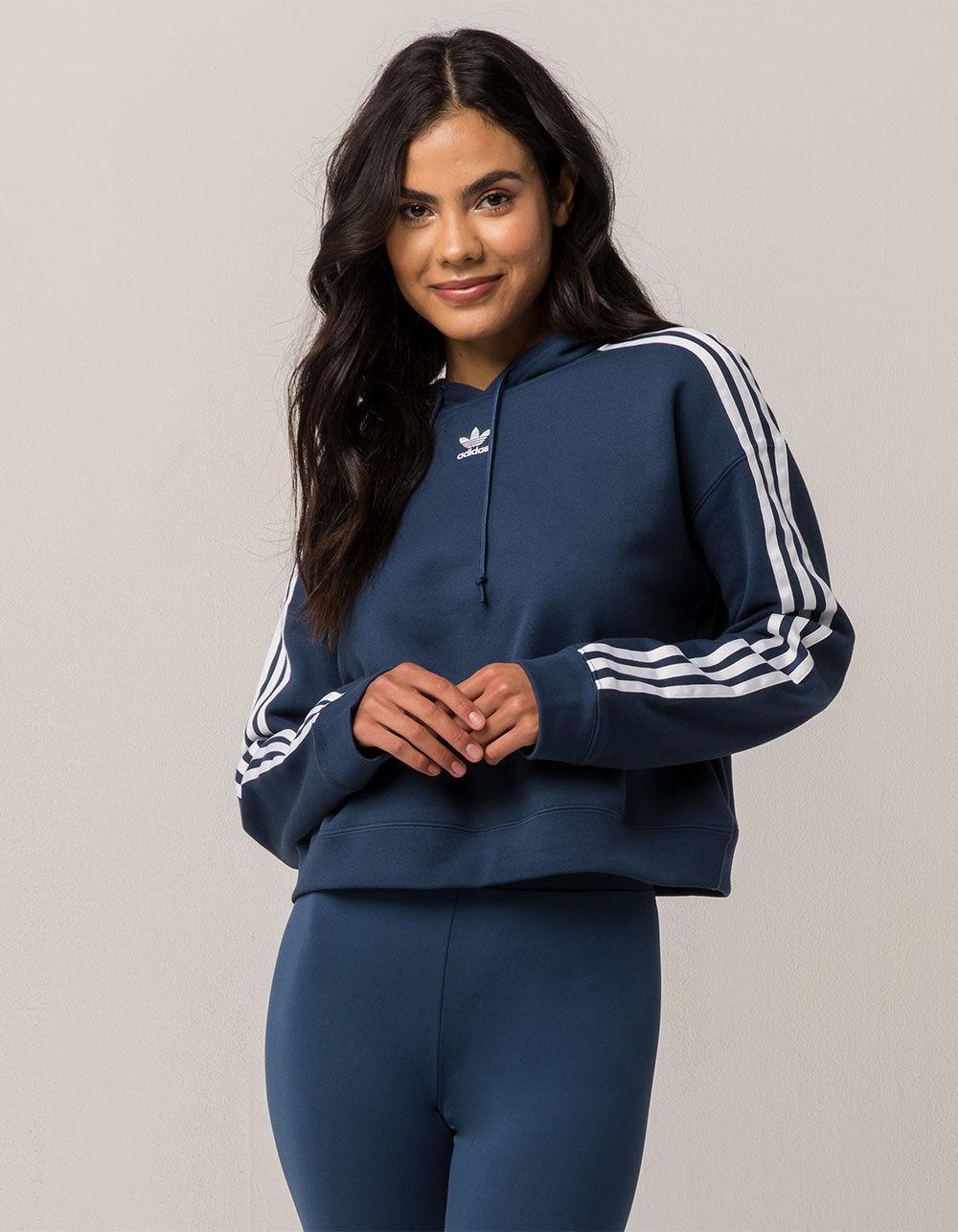 Navy Blue Adidas Shirt Womens Rldm