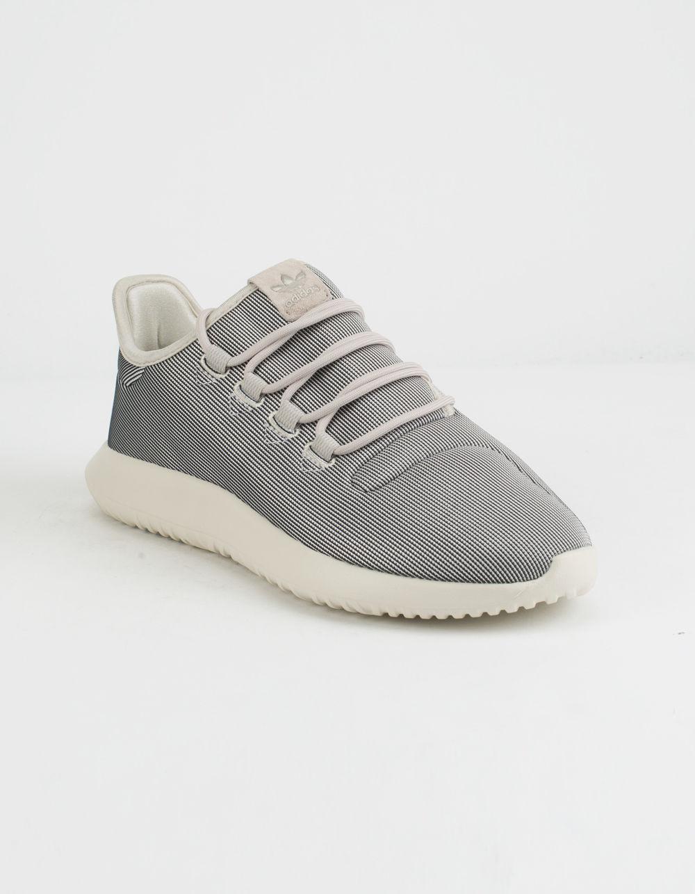 270a5d071538 Lyst - adidas Tubular Shadow Platinum Metallic Womens Shoes in Gray