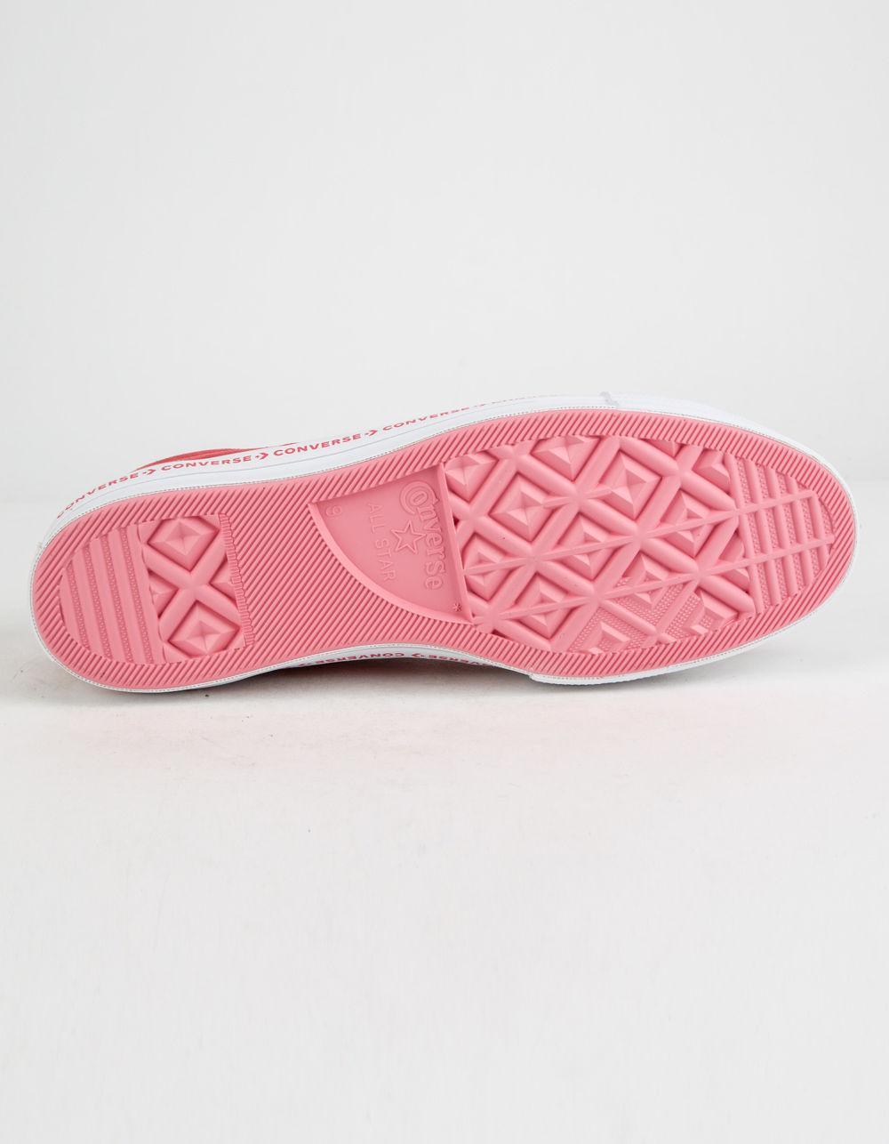 77bd112d6c4e Converse - One Star Pinstripe Paradise Pink   Geranium Pink Mens Shoes for  Men - Lyst. View fullscreen