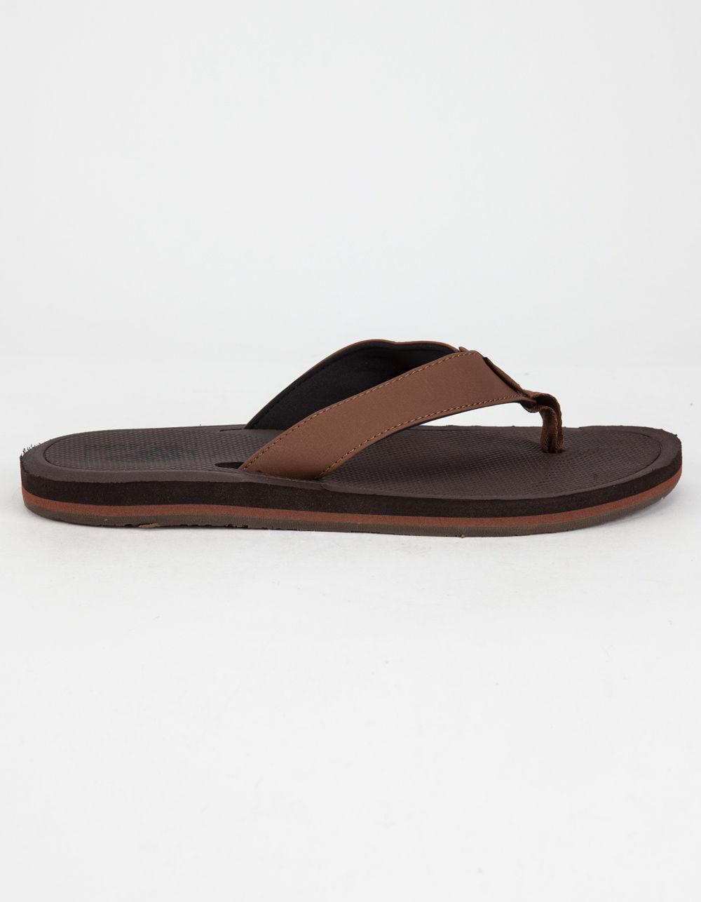eb5a33ff6892 Lyst - Vans Nexpa Synthetic Mens Sandals in Brown for Men