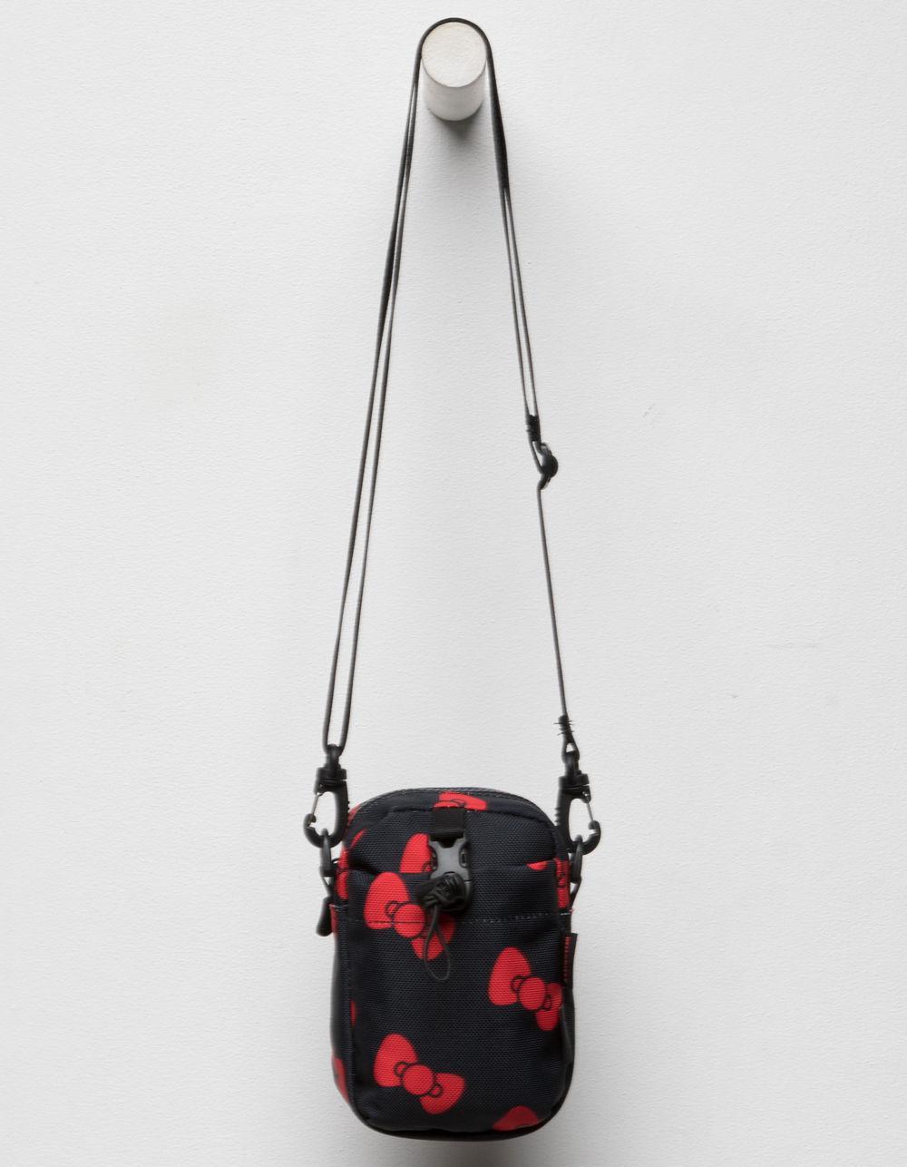 a80da642cd3 Converse X Hello Kitty Black Mini Crossbody Bag in Black - Lyst