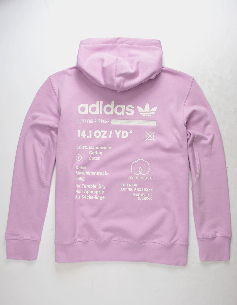 online store 52a58 306c8 adidas Kaval Oth Lilac Mens Hoodie in Purple for Men - Lyst