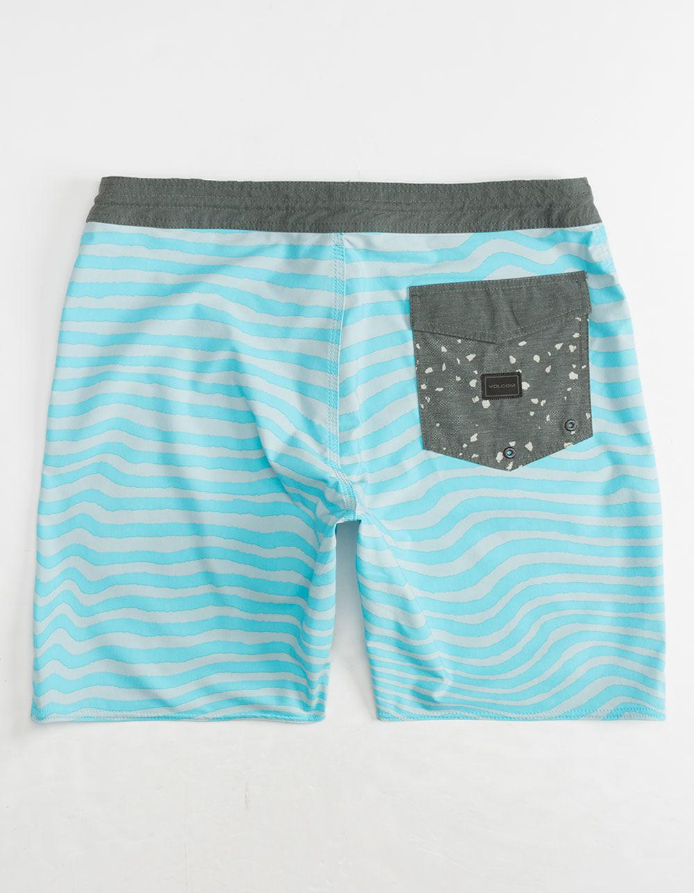 f00d39decb Lyst - Volcom Mag Vibes 19 Mens Boardshorts in Blue for Men