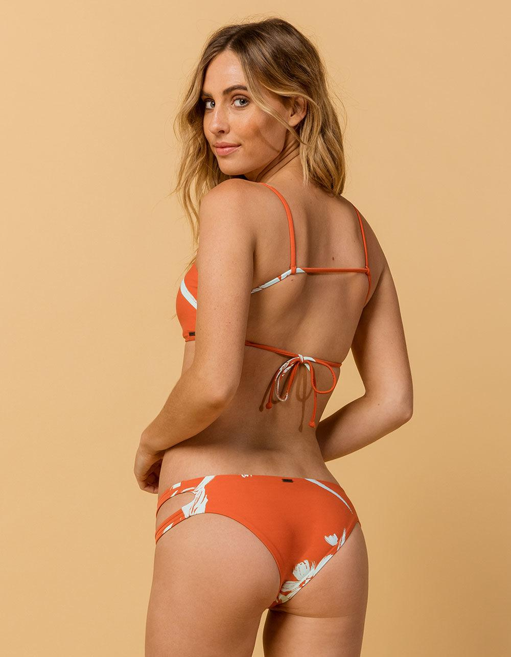 941c9eb47f7eb Lyst - O neill Sportswear Slater Cheeky Bikini Bottoms in Orange