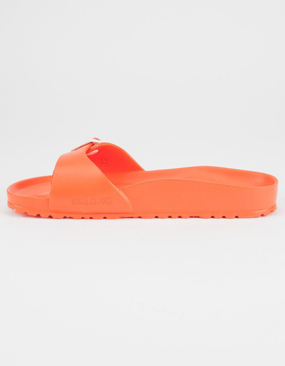 c712ce27e8af Lyst - Birkenstock Madrid Eva Womens Sandals in Orange