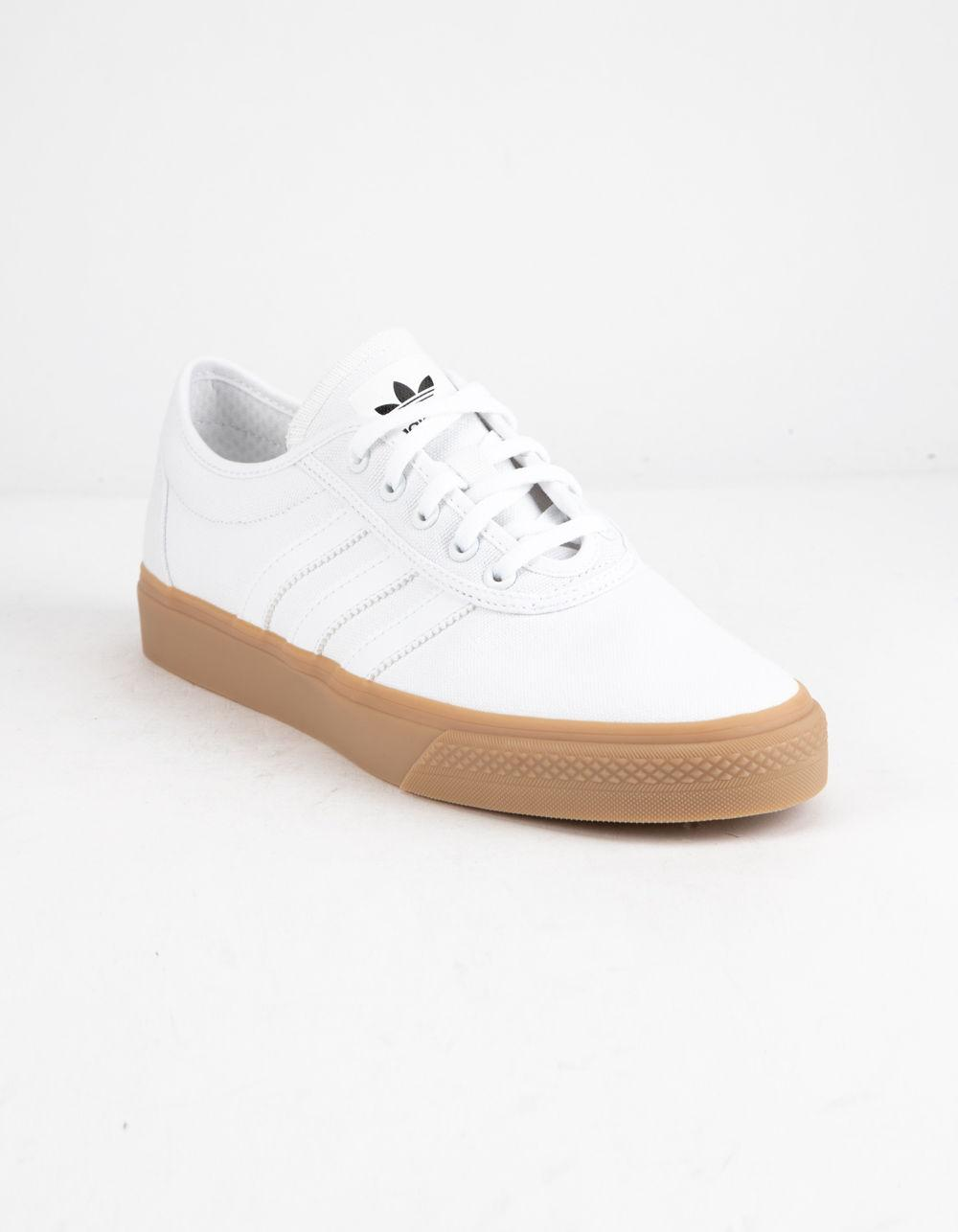 5c9b7e210d5 Lyst - adidas Adiease White Shoes in White for Men