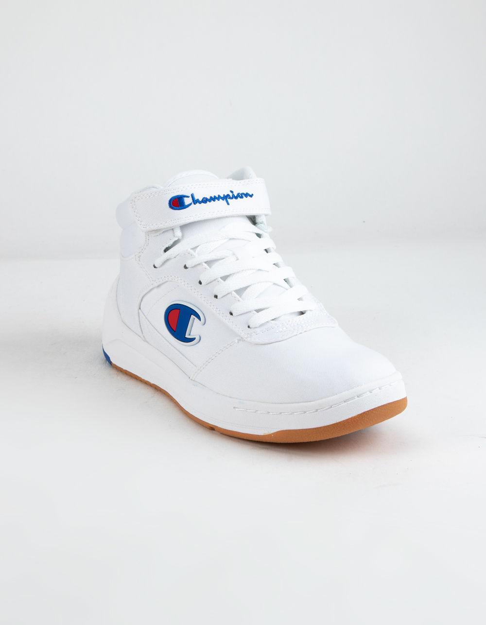 b34e19f87e9 Lyst - Champion Super C Court Mid Sneakers in White - Save 1%