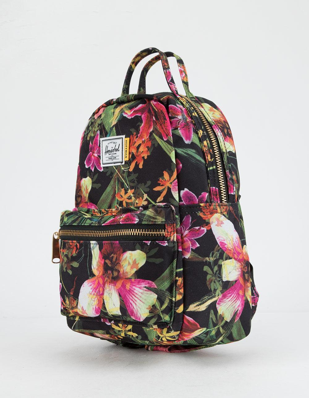 e0b90126b9186 Lyst - Herschel Supply Co. Nova Jungle Hoffman Mini Backpack
