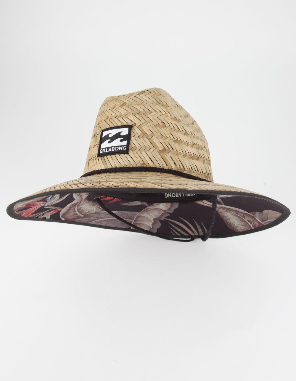 ... sale lyst billabong tides lifeguard hat in natural for men b1f1f c9d8c a1f5032d5211
