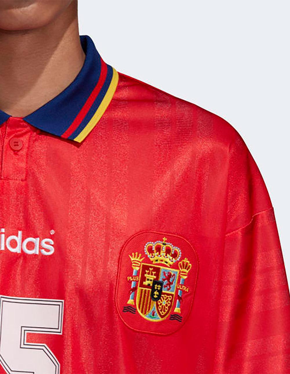 de482cdd6 Lyst - adidas Originals Spain Mens Jersey in Red for Men