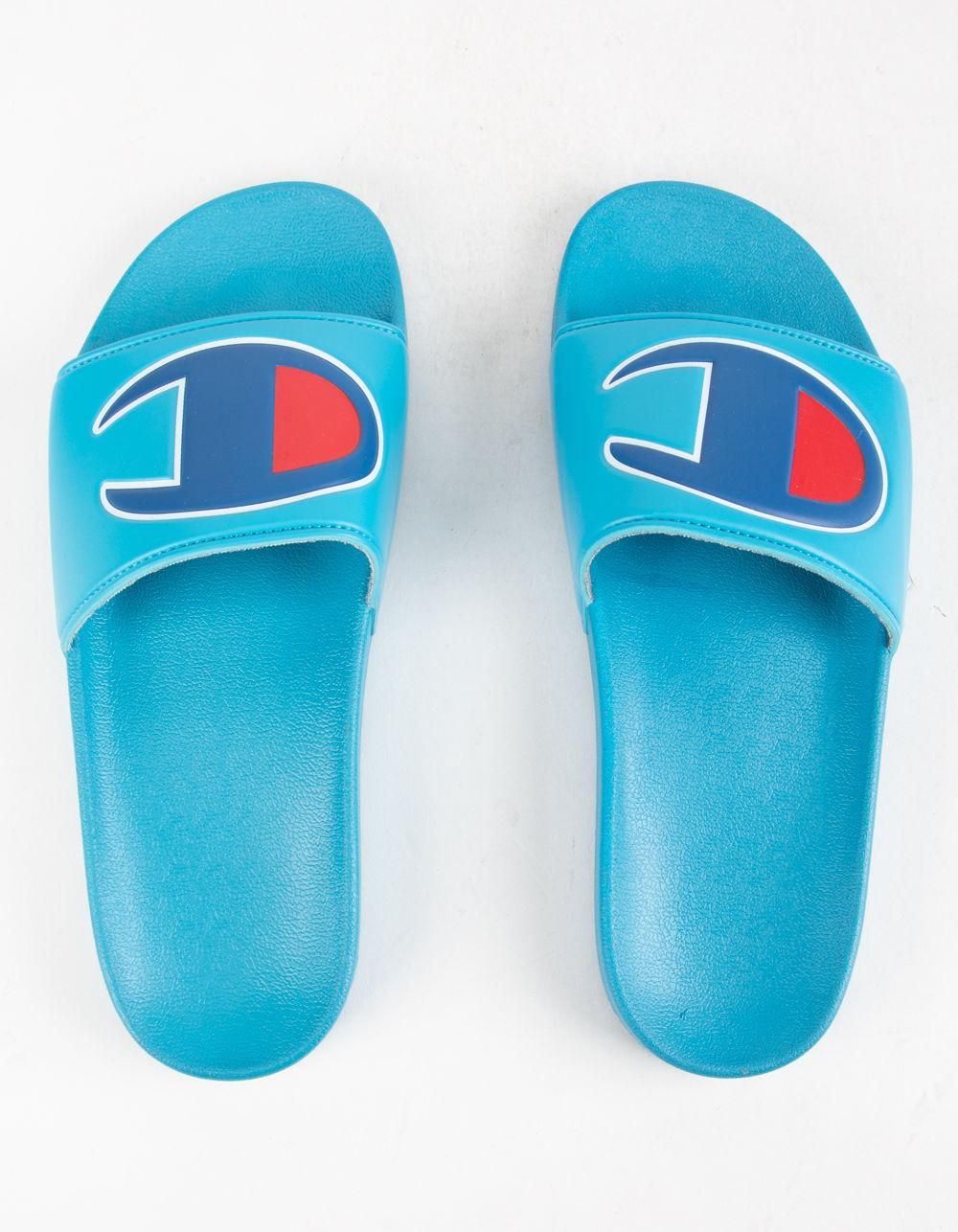 467fc50741bb1 Lyst - Champion Ipo Tidal Wave Mens Sandals in Blue for Men