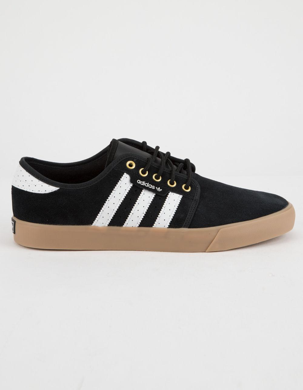 ea2abedced8 Adidas - Black Seeley for Men - Lyst. View fullscreen