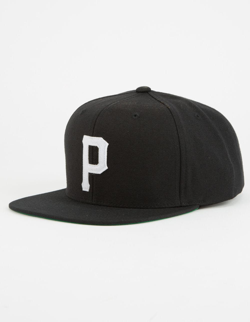 15a57aae0af Lyst - Primitive Primitive Slab P Mens Snapback Hat in Black for Men