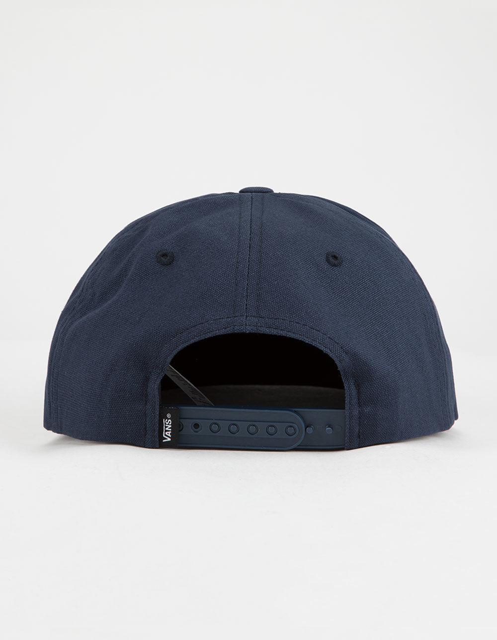 Lyst - Vans Fiske Navy Mens Snapback Hat in Blue for Men 0b6dea13a