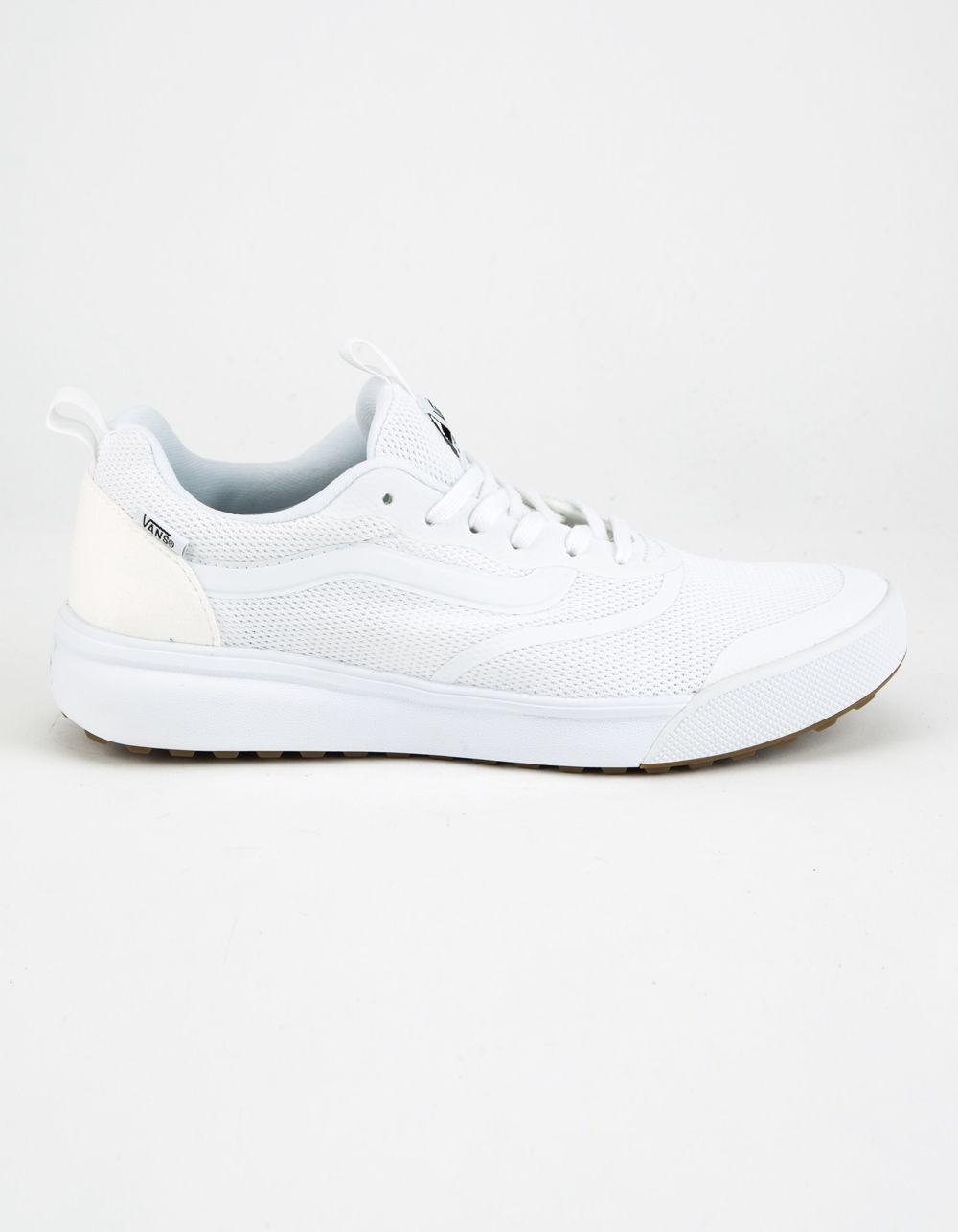 c16839e077 Lyst - Vans Ultrarange Rapidweld Mens Shoes in White for Men