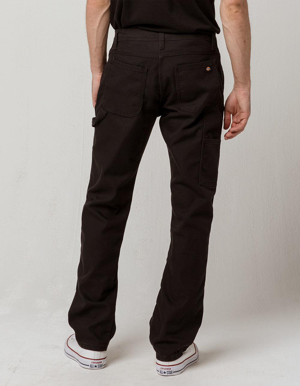 7136a11b Dickies Flex Regular Fit Straight Leg Tough Max Stonewashed Black ...