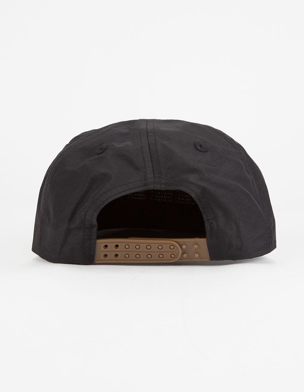 6f46a05a5 Lyst - Captain Fin Shark Fin Mens Snapback Hat in Black for Men