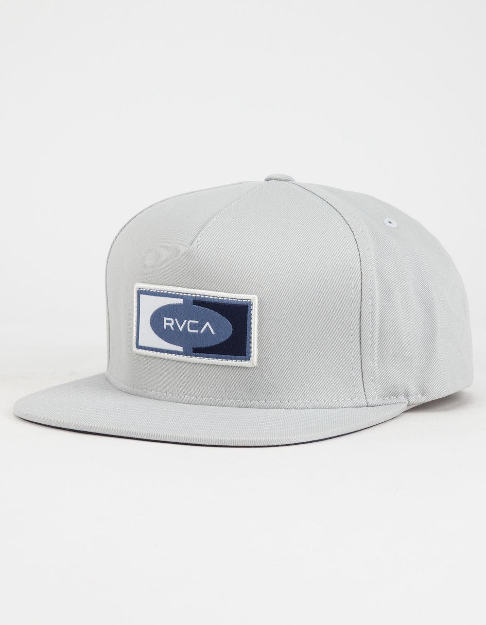 buy popular 9bf67 14432 ... greece coupon lyst rvca breez mens snapback hat in white for men 2e1c3  8ff3f 1924e 88a4a