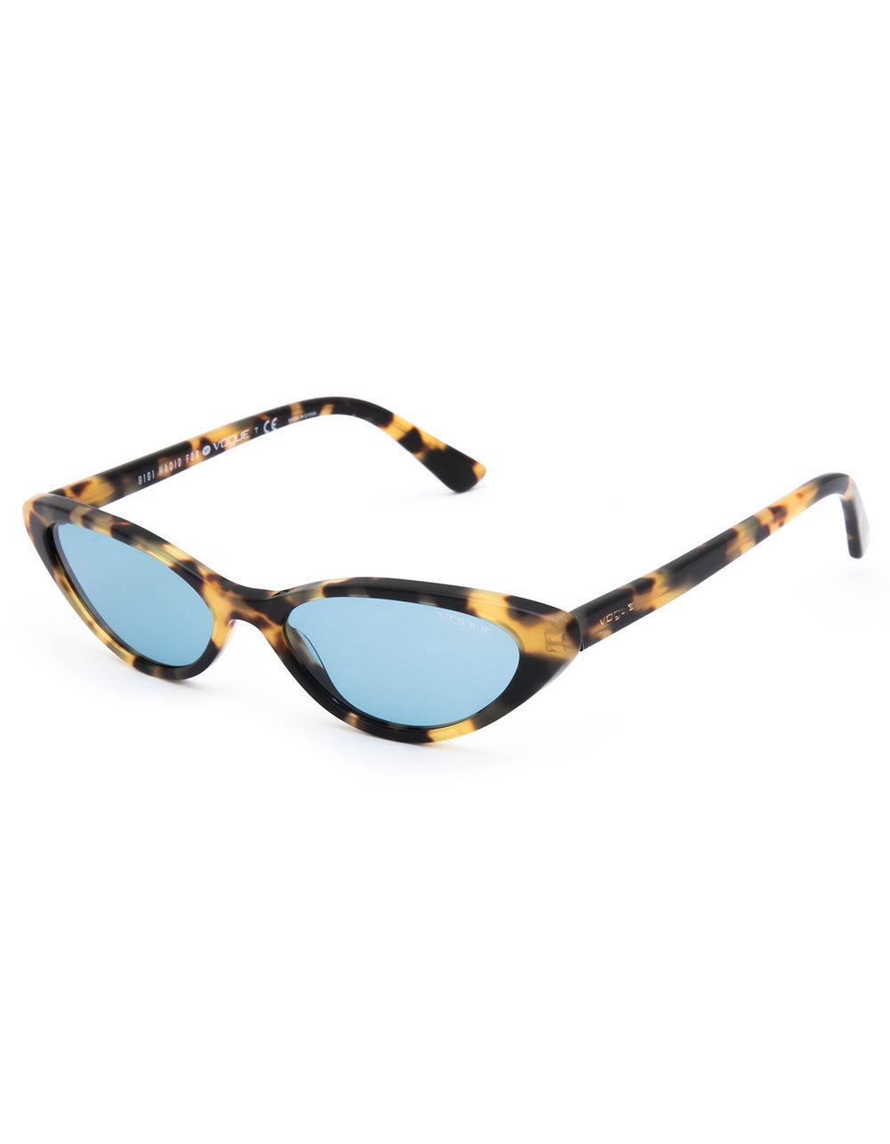 a97ee028df51 Vogue Eyewear Gigi Hadid For Vogue Vo5237s Tortoise   Blue ...