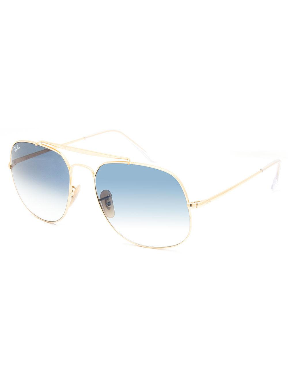 a3132c87e2949 Lyst - Ray-Ban General Sunglasses in Metallic for Men
