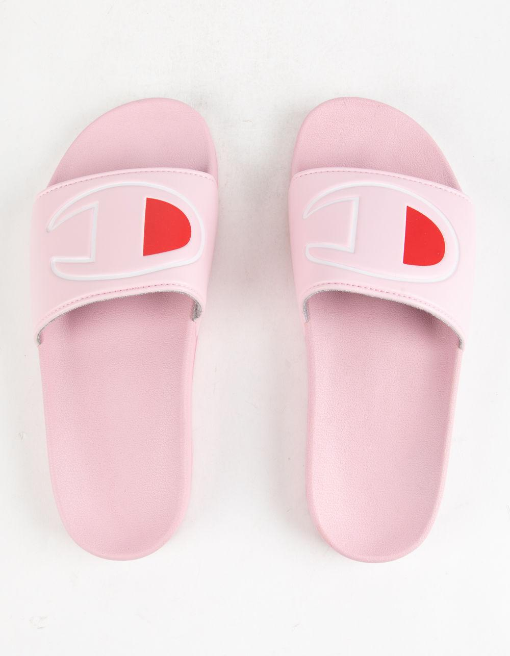 e9e7cd7ab34 Lyst - Champion Ipo Pink Womens Sandals in Pink