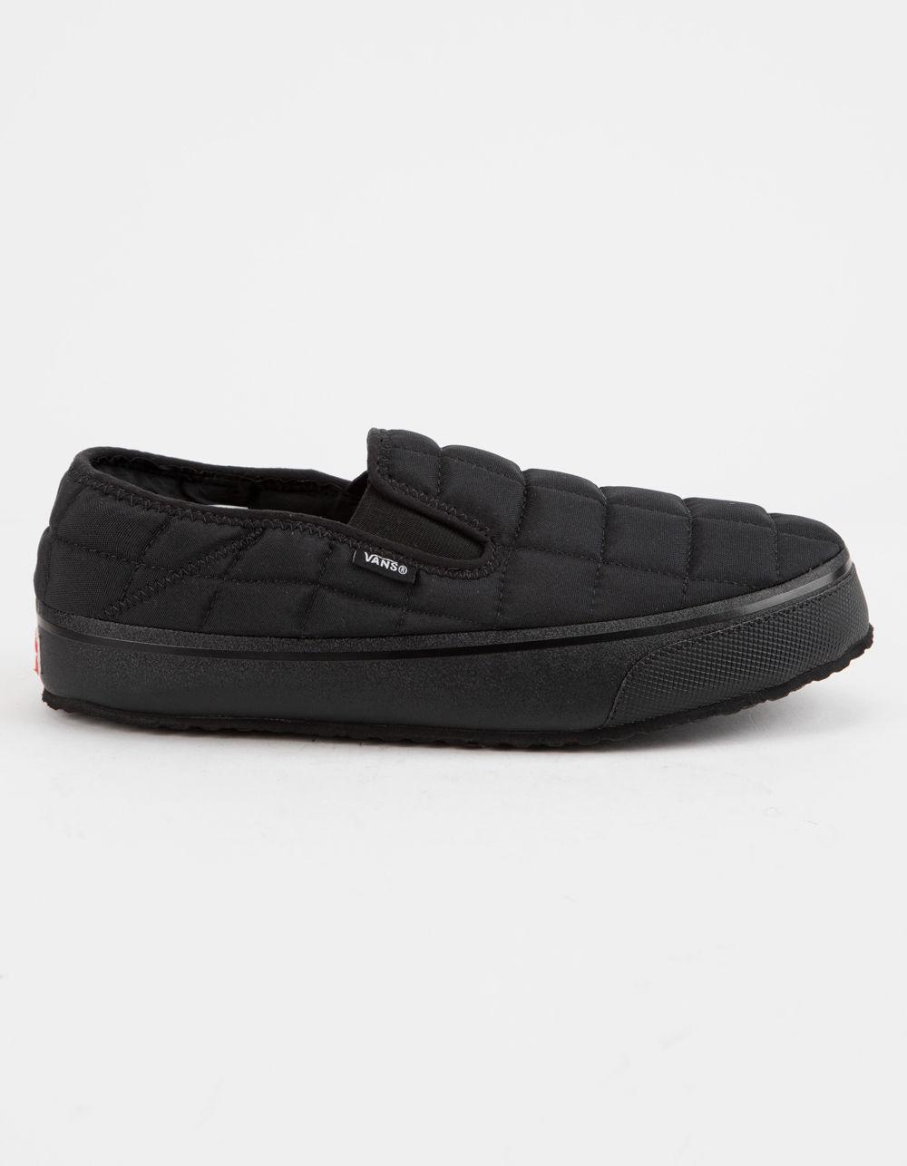 ad5e1f4825 Lyst - Vans Slip-er Black Slippers in Black for Men