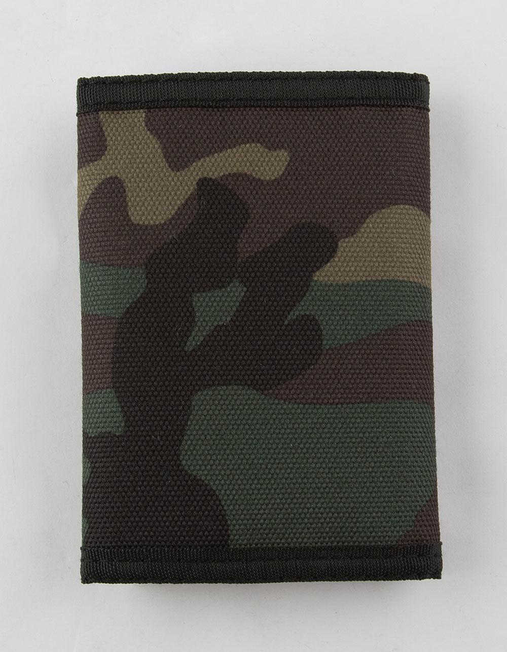 bac488d8f84913 Lyst - Vans Slipped Camo Wallet for Men