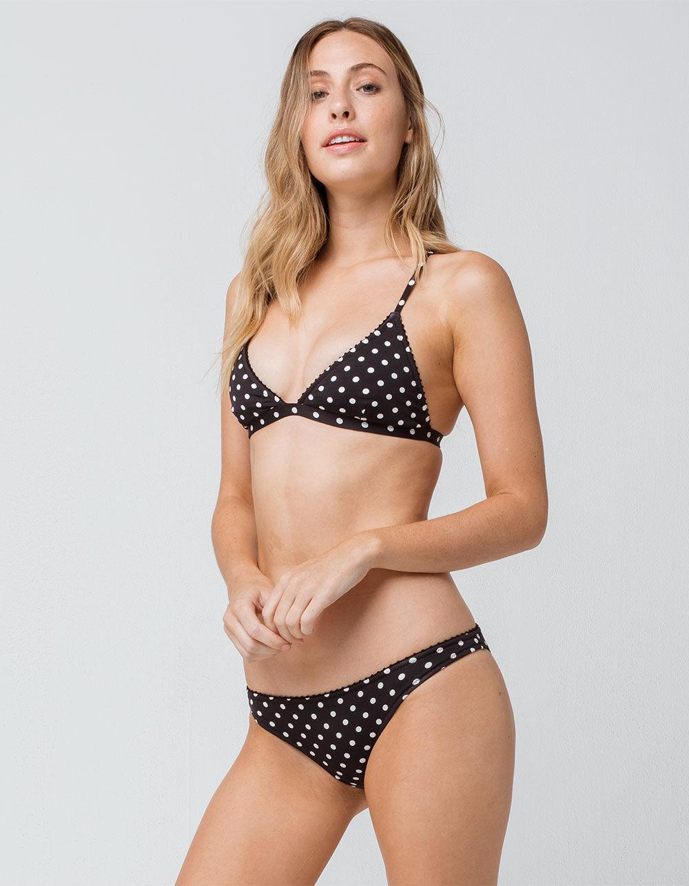 0b628d4629b Lyst - Rhythm Acapulco Cheeky Bikini Bottoms in Black
