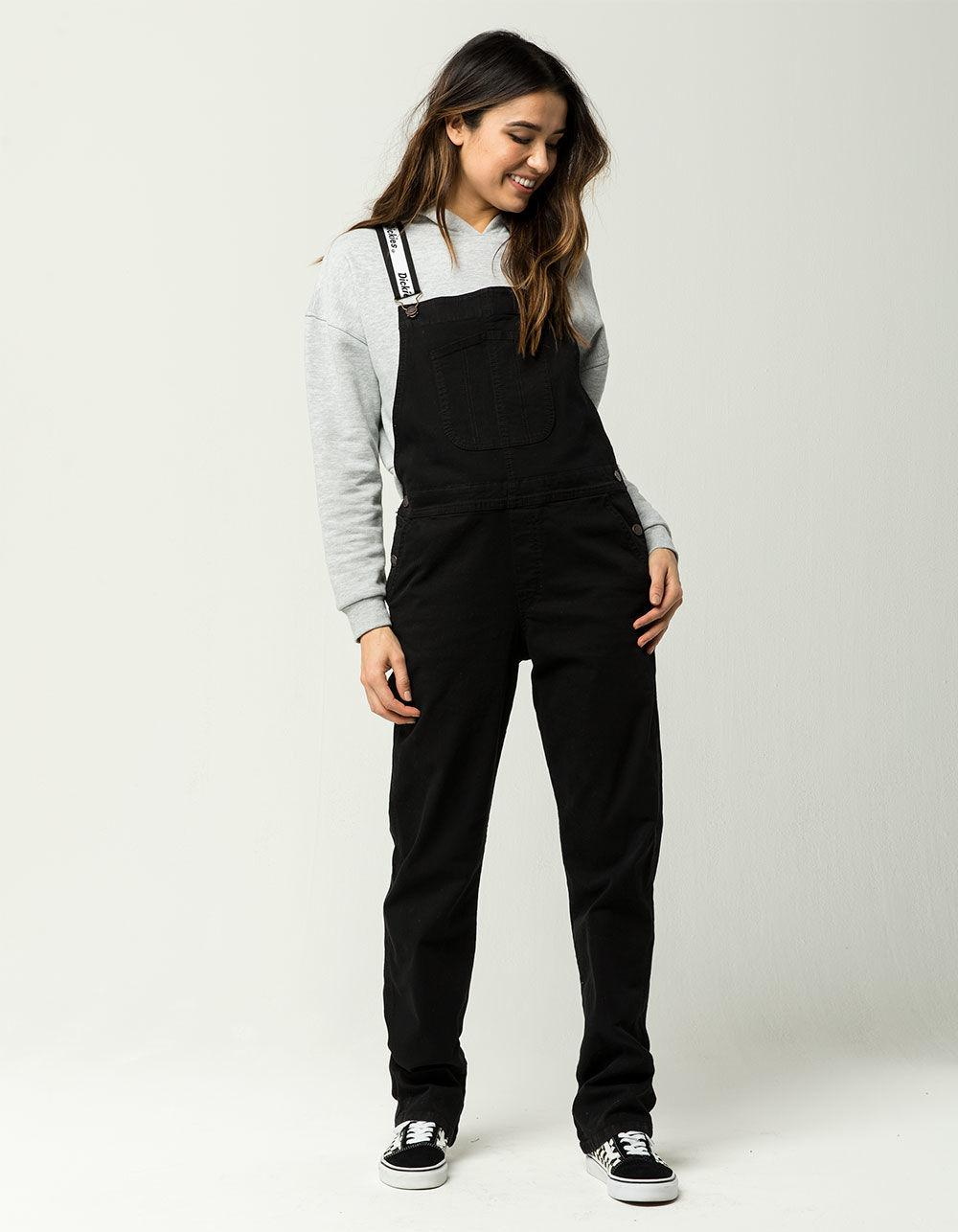 484e578588c Lyst - Dickies Womens Overalls in Black