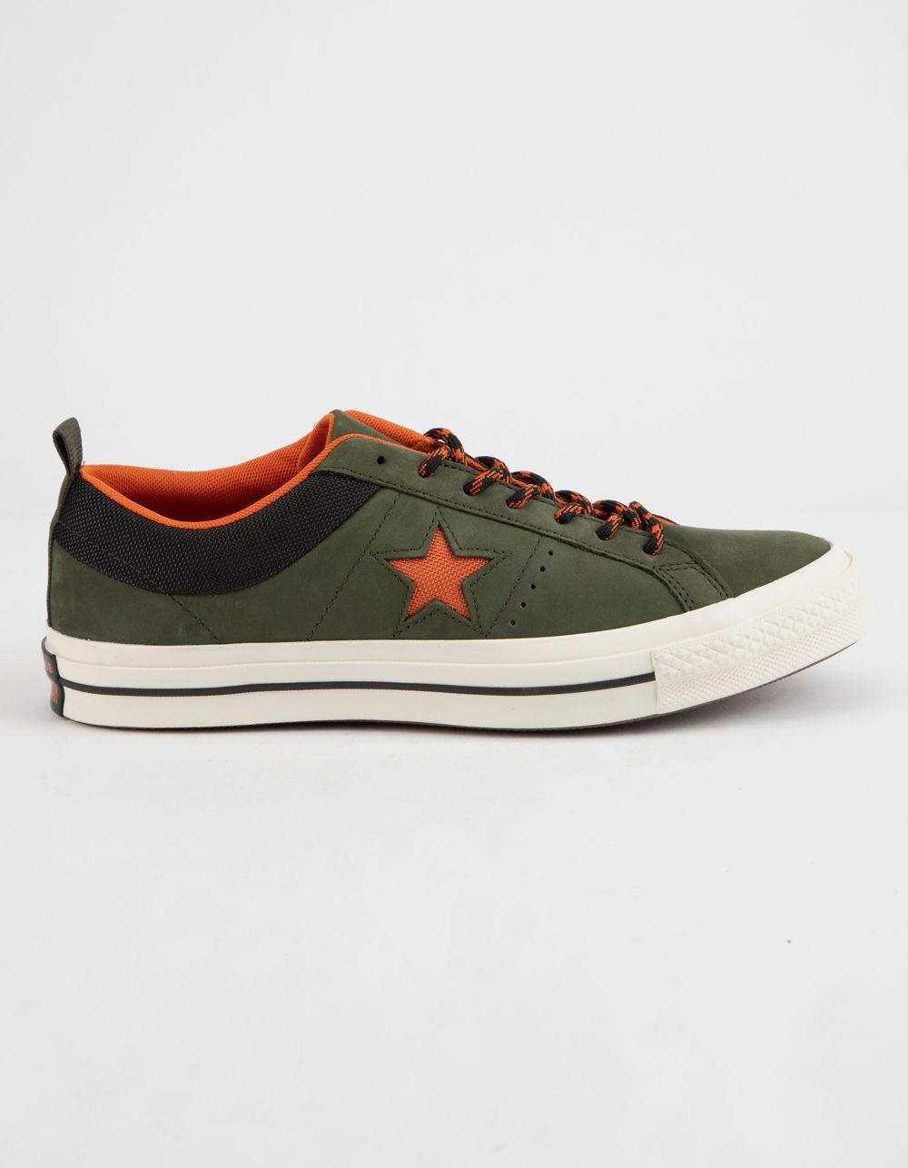 e6629527d79 Lyst - Converse One Star Ox Sierra Low Top Shoes in Green
