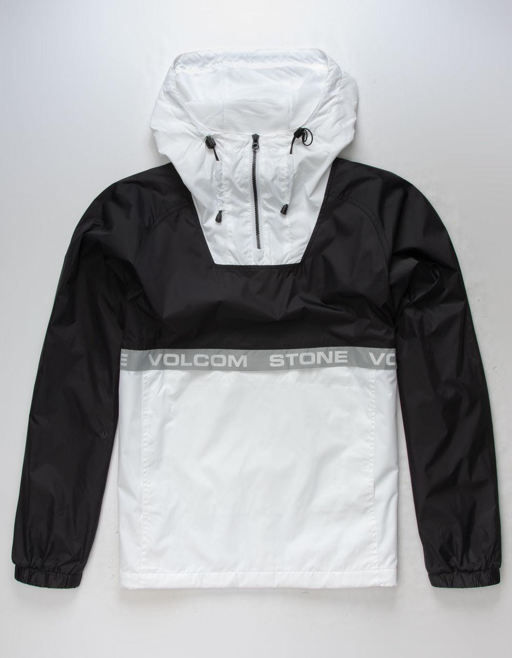 6f4fb65890cf Lyst - Volcom Fezzes White Mens Windbreaker Jacket in White for Men