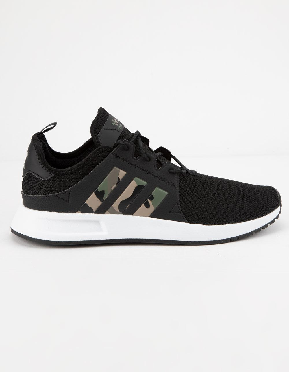 b02024bf6fbe Lyst - adidas X plr Core Black   Camo Shoes in Black for Men