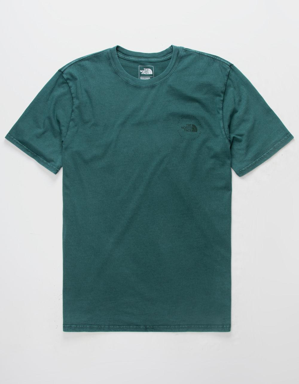 d78a8436e Lyst - The North Face Shine On Mens T-shirt in Green for Men