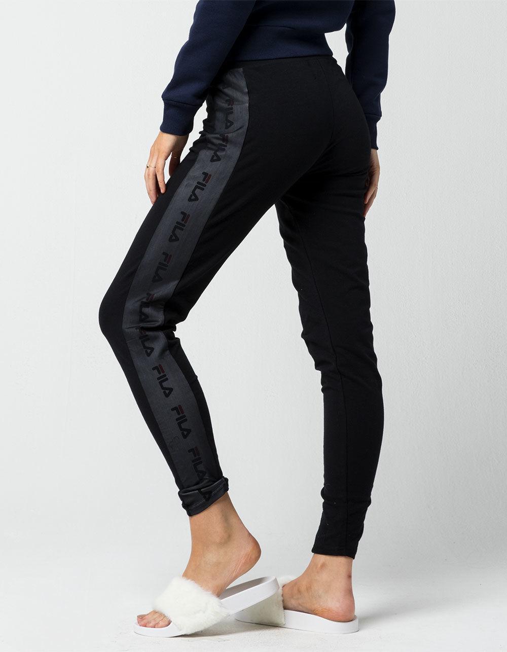 91eef82a1189 Lyst - Fila Lia Womens Leggings in Black