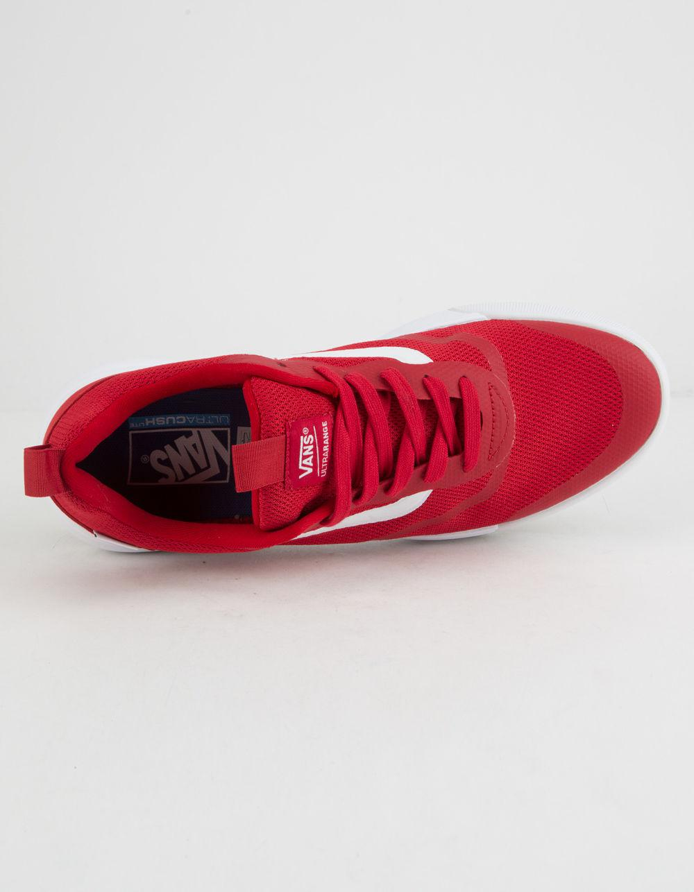 9d9380ab8b Lyst - Vans Ultrarange Rapidweld Chili Pepper Shoes in Red