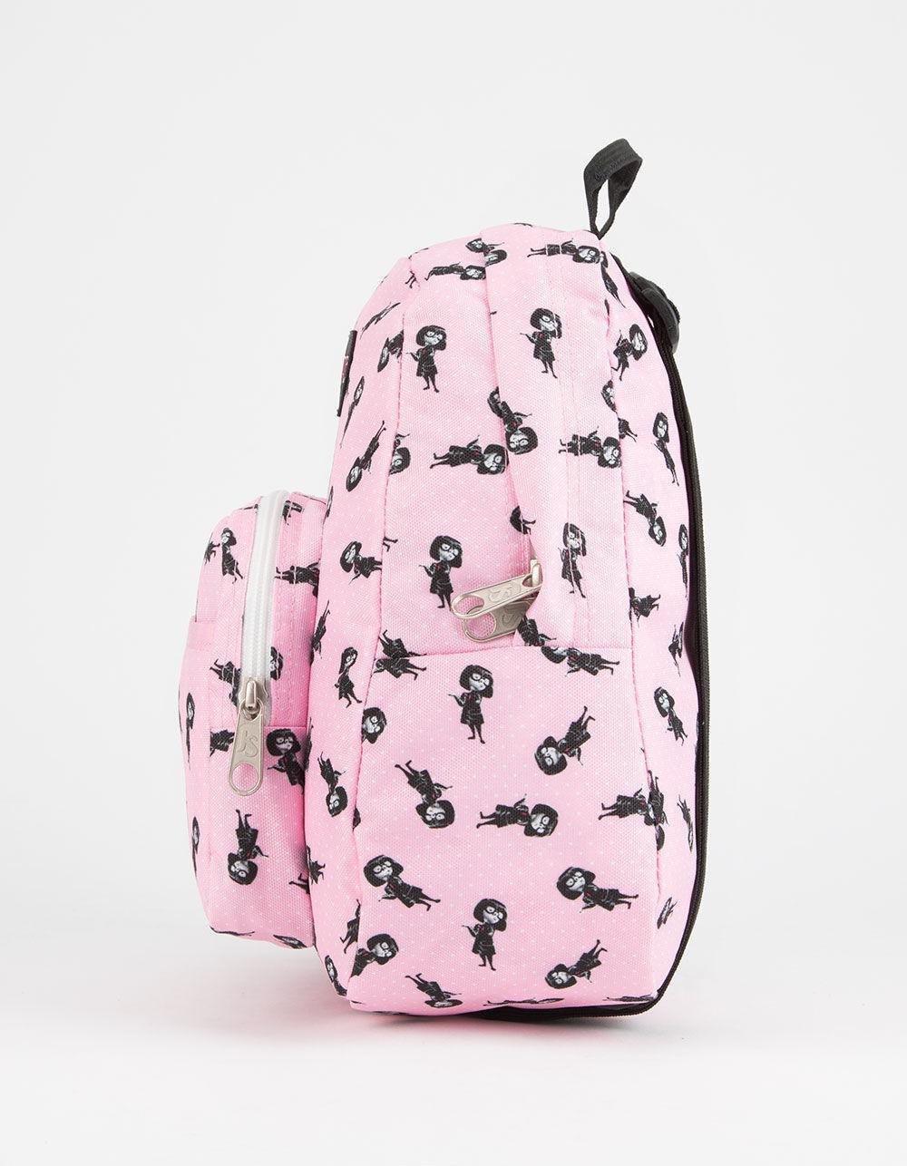 8c60aaed4f9 Lyst - Jansport X Disney Pixar Incredibles 2 Edna Mini Backpack in Pink