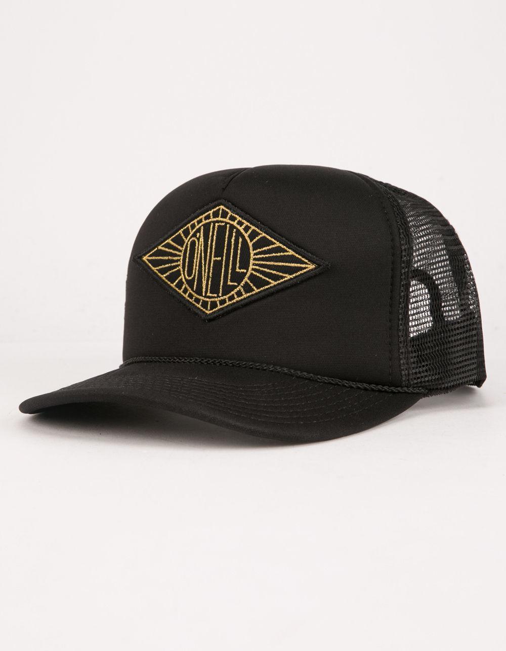Lyst - O neill Sportswear Solstice Womens Trucker Hat in Black 2424493f9c03