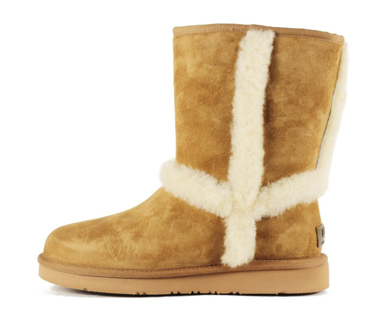Fashion Womens Shoes Tan Ugg Carter Boots