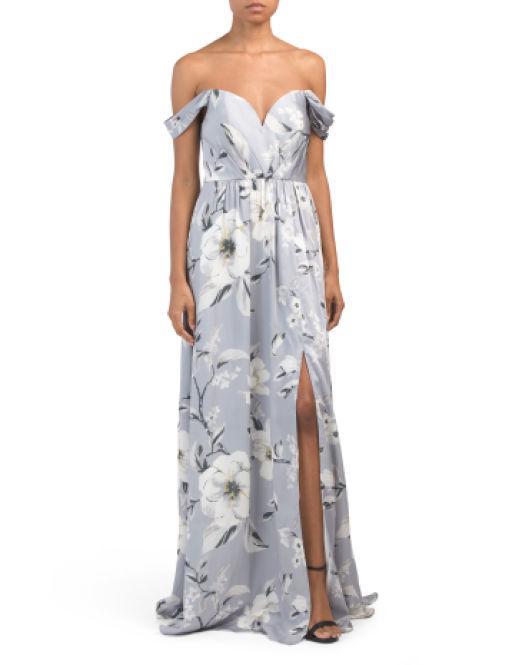 e9c33e0d406 Tj Maxx. Women s Bouvoir A-line Gown