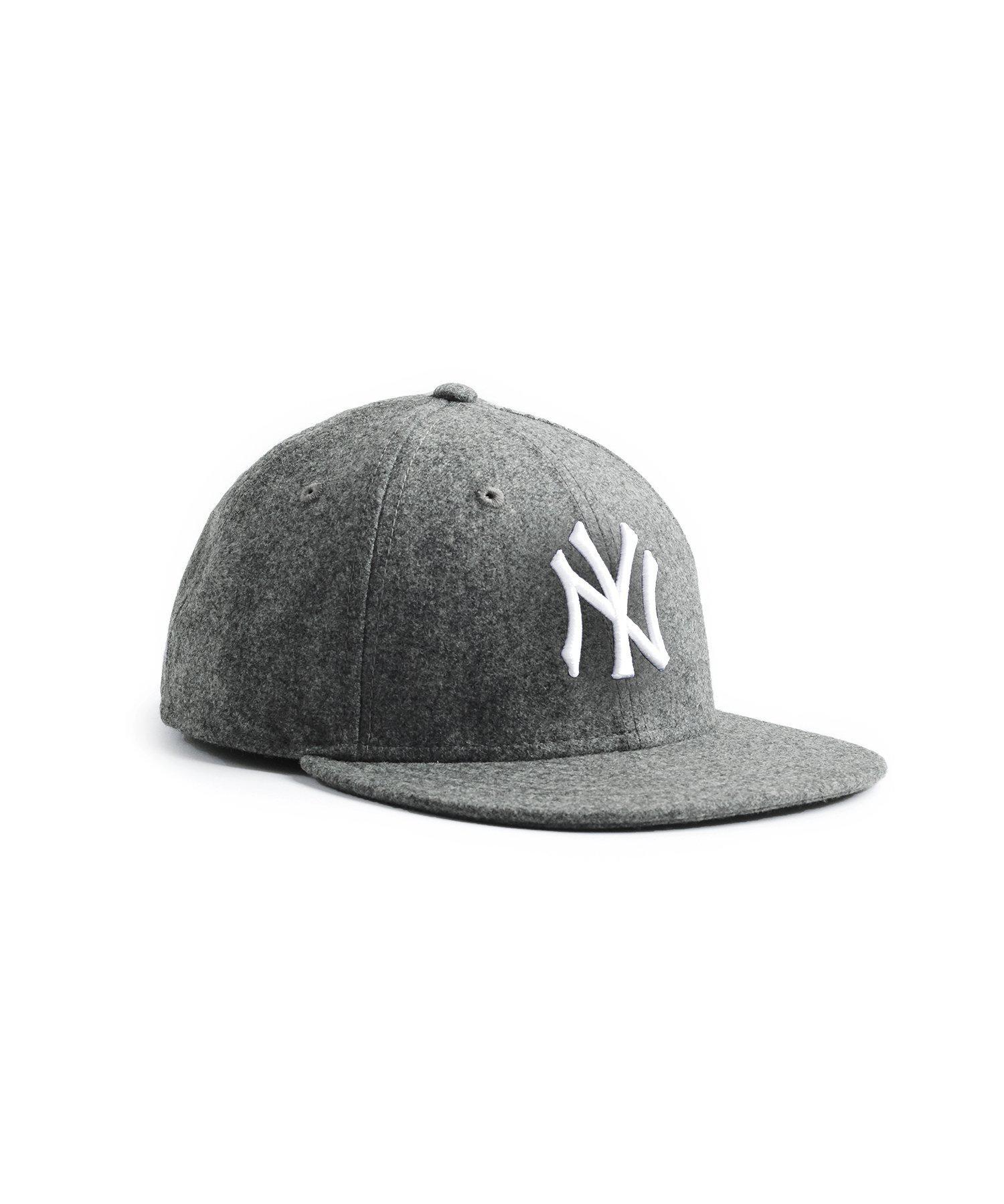ff52a8d1d29 Lyst - NEW ERA HATS Exclusive Ny Yankees Hat In Italian Barberis ...