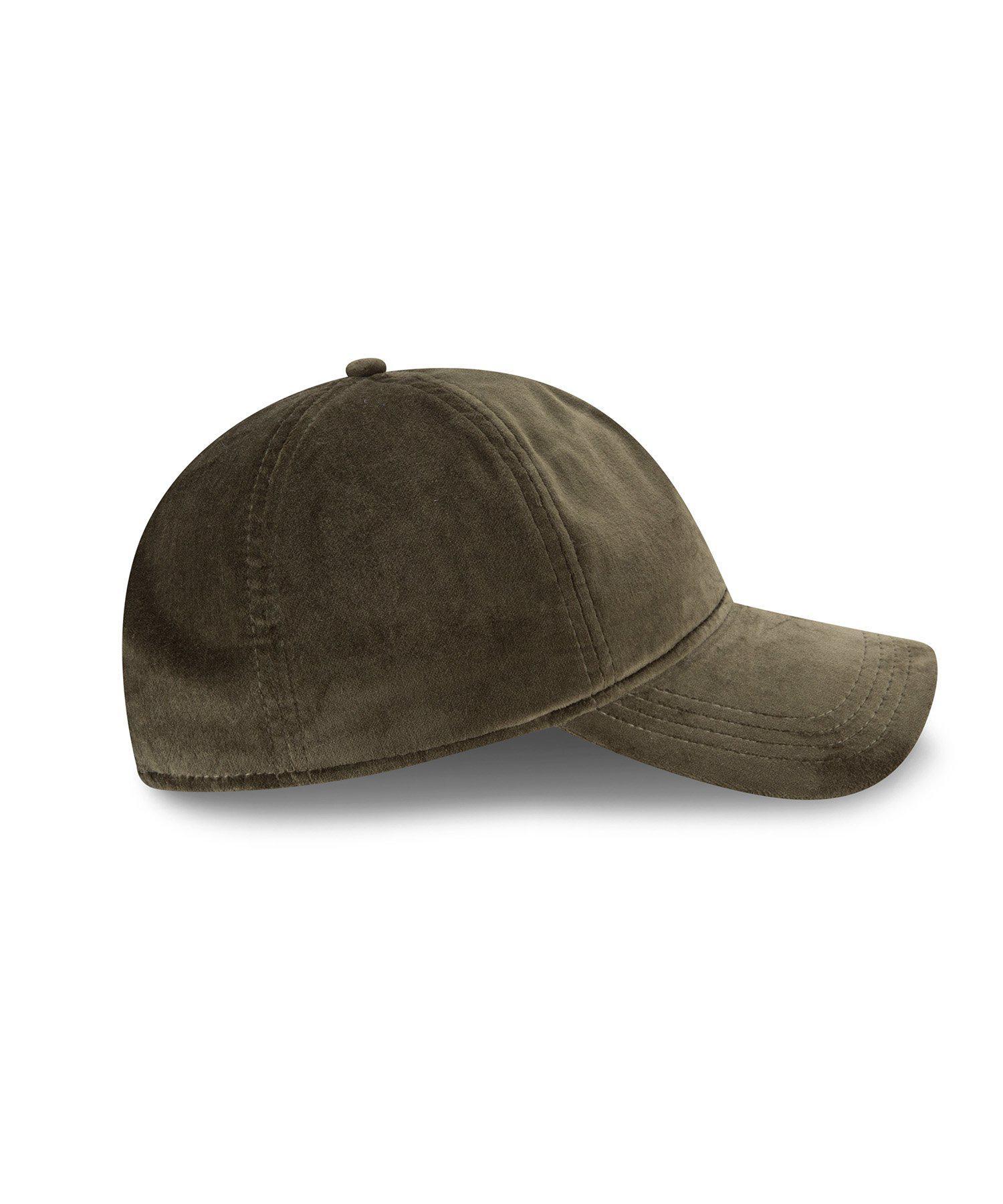 47bbada7df1 Lyst - NEW ERA HATS New Era Velvet 9twenty Cap In Olive in Green for Men